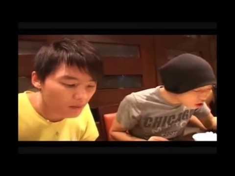 JYJ - Kim Junsu /  Xiah and Food ^^