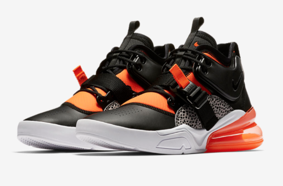 Release Update: Nike Air Force 270 Safari The Nike Air Force 270 is a brand  new style from the Swoosh this year and it's arriving at retailers soon.