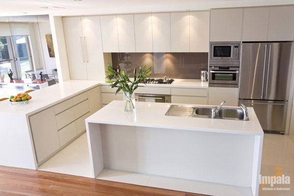 Popular For Open Plan Kitchen Renovations Island Designs Kitchen