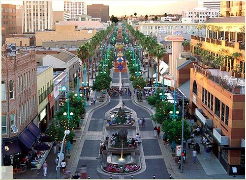 Santa Monica 3rd Street Promenade With Images Santa Monica