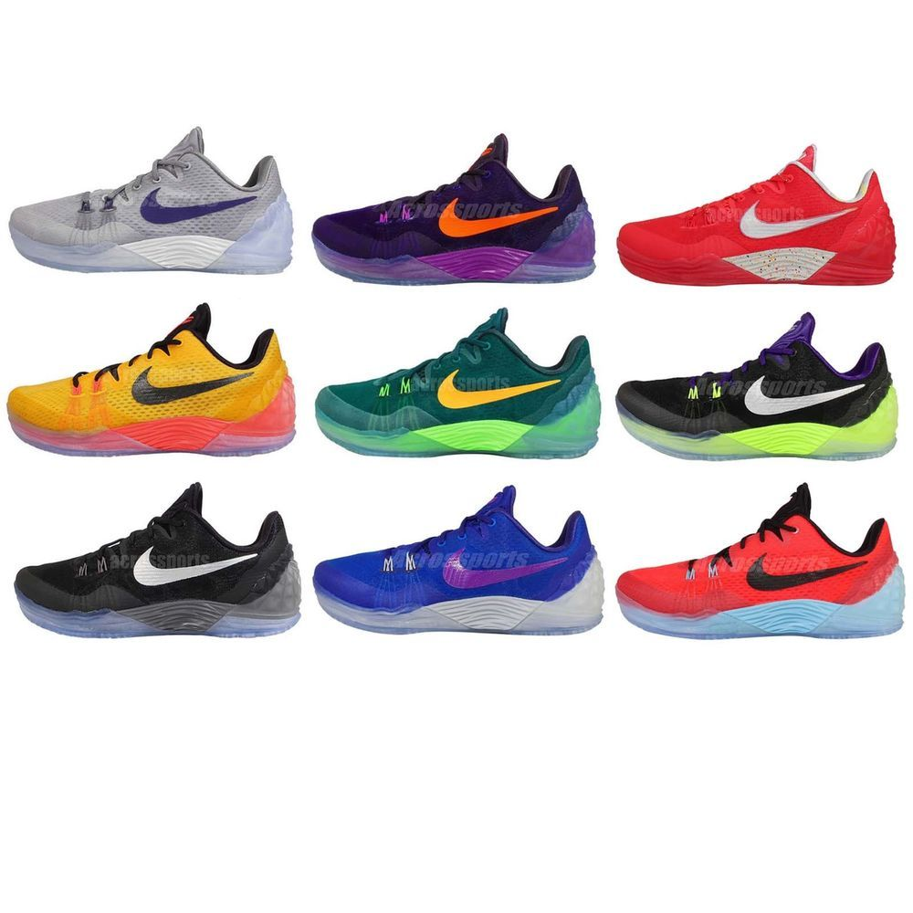 5ac74f43fea Nike Zoom Kobe Venomenon 5 EP Air X 10 Kobe Bryant Mens Basketball Shoes  Pick 1