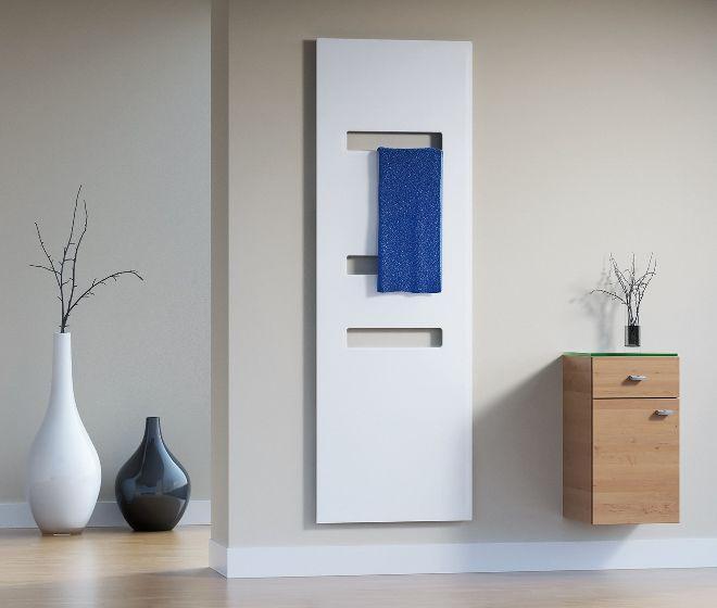 Designradiator voor de badkamer Atelier Highline van HSK ...