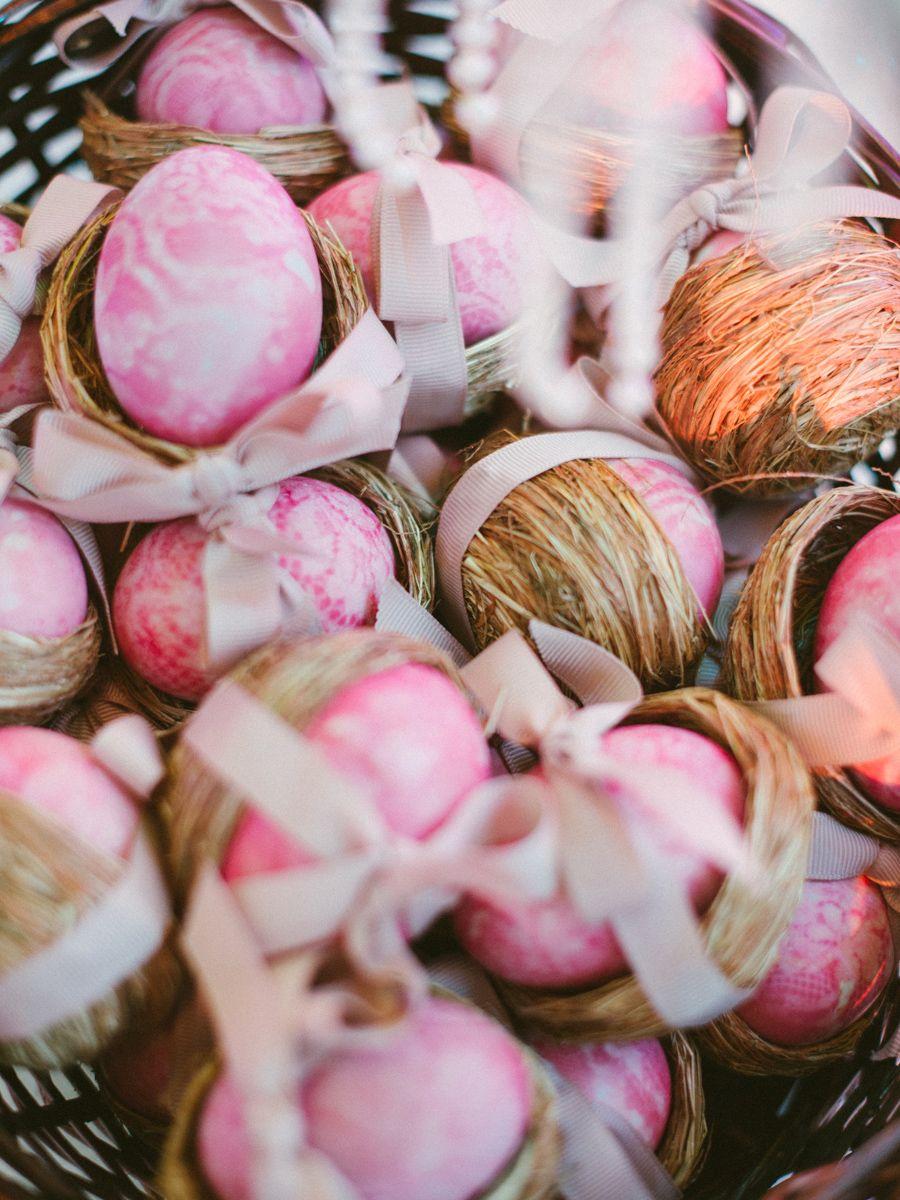 Wedding favor idea - laced eggs! Khalid and Natasha\'s Wedding in ...