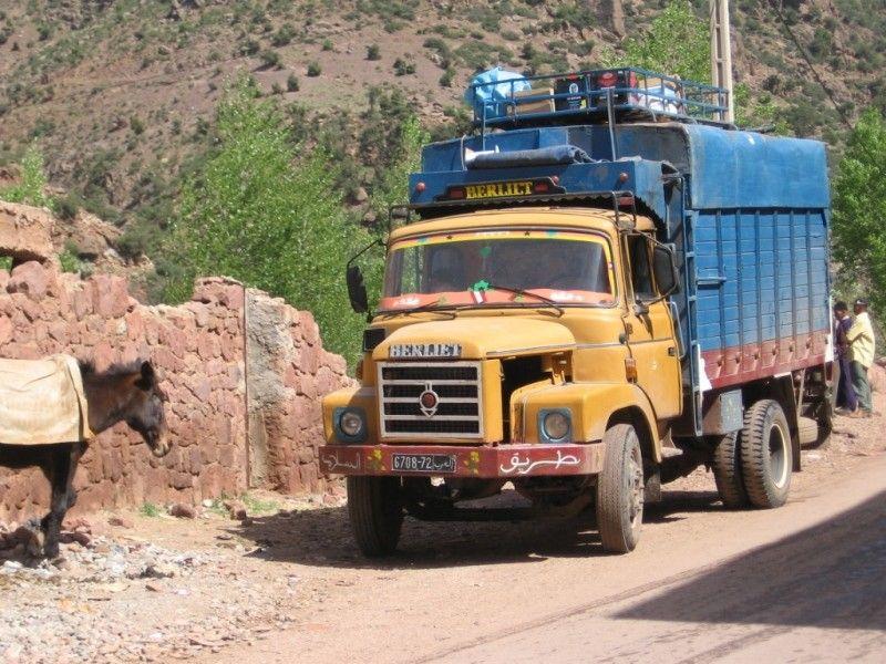 camion berliet maroc camion pinterest camion berliet et berliet. Black Bedroom Furniture Sets. Home Design Ideas