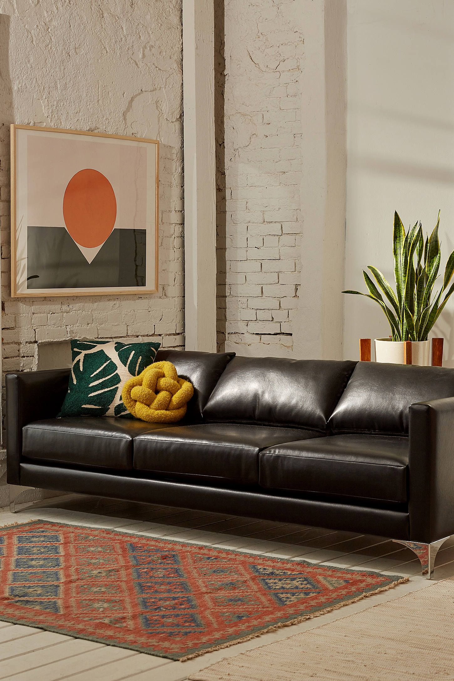 The Chamberlin Recycled Leather Sofa And More Urban Outers At Read Customer Reviews Discover Product Detailore