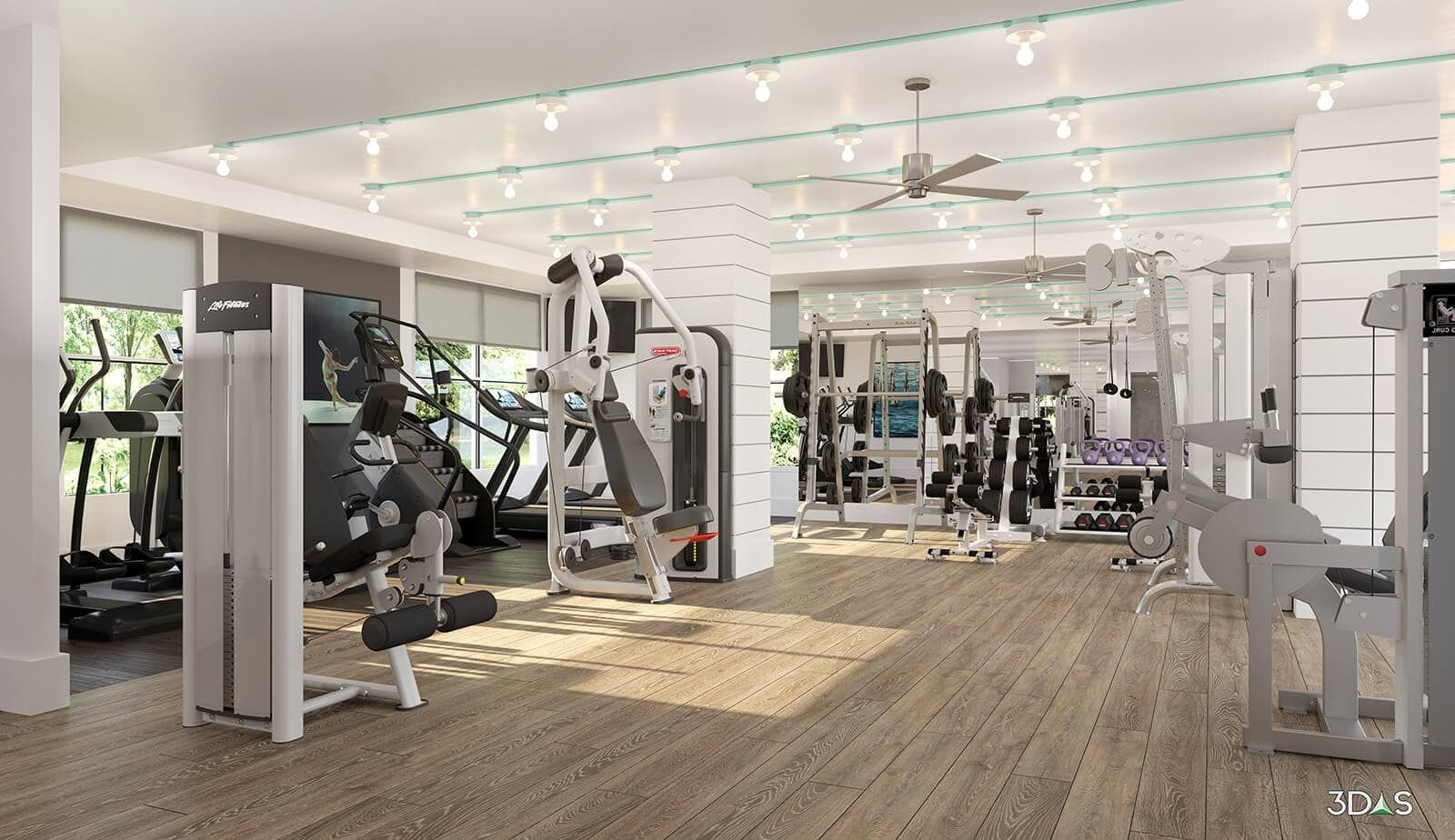 Avana Bayview Is Located In Pompano Beach Florida Fitness Gym