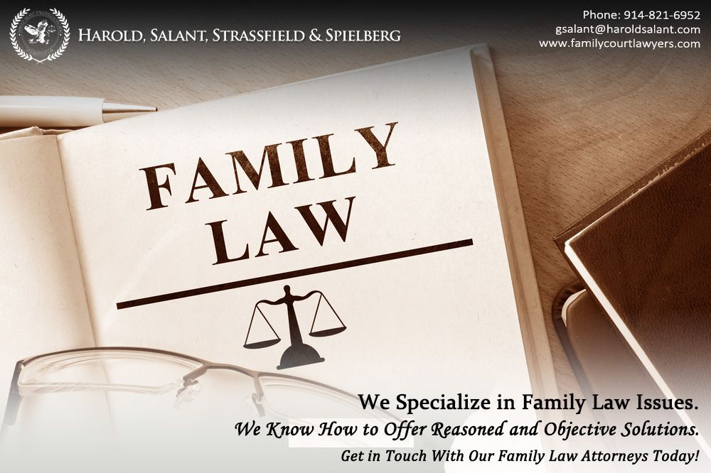 We Specialize in Family Law Issues. We Know How to Offer
