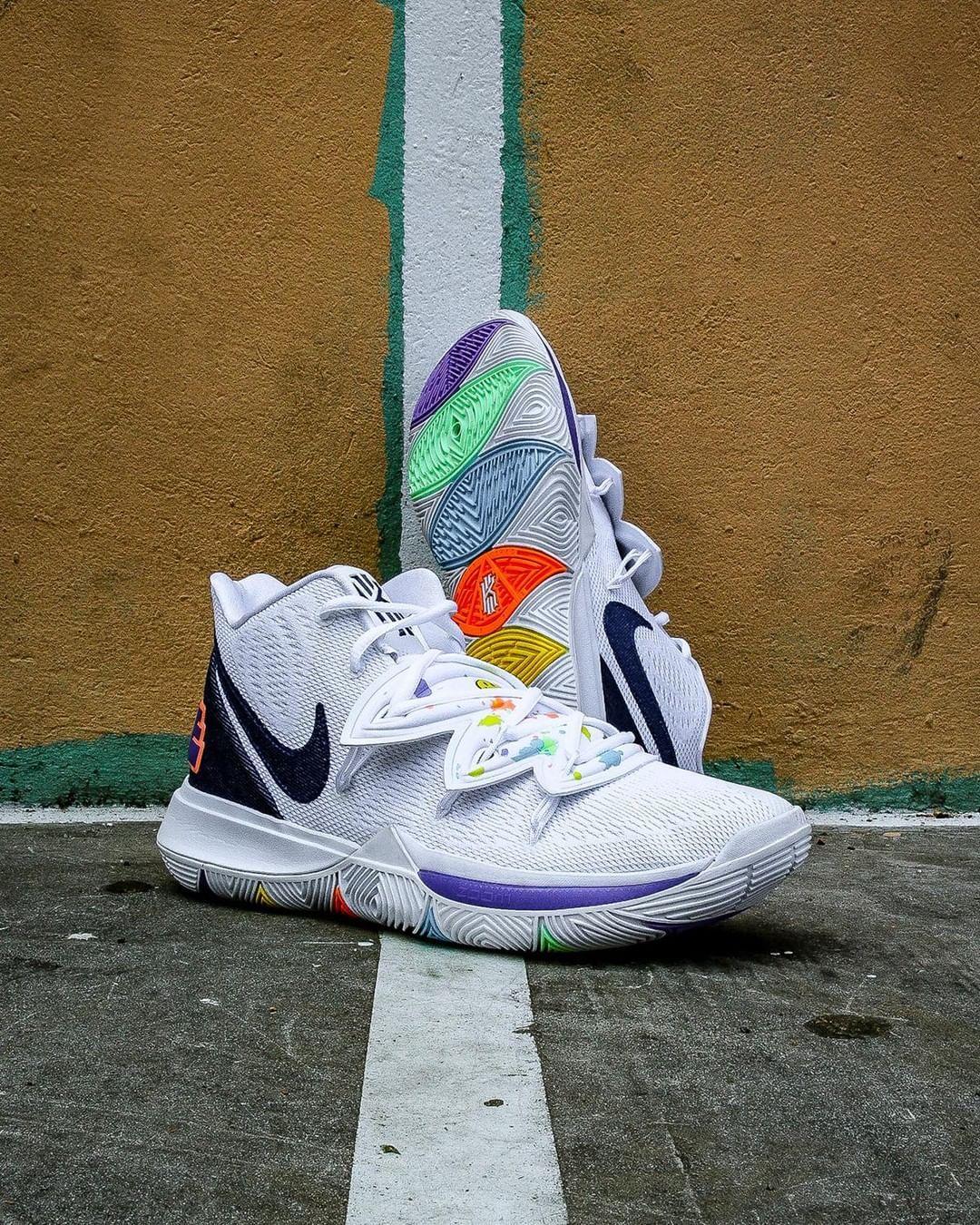 Nike kyrie, Kyrie 5, Custom sneakers nike