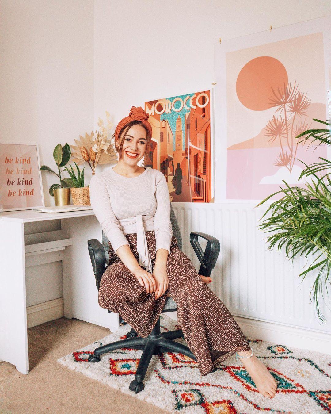 My New Office - London, United Kingdom | Sabina Trojanova | Instagram
