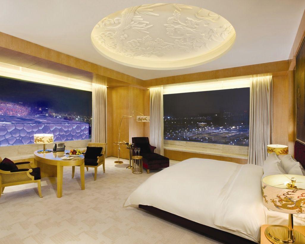 Pangu 7 Star Hotel In Beijing China Hotels Pinterest Best