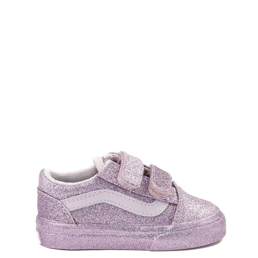glitter baby vans