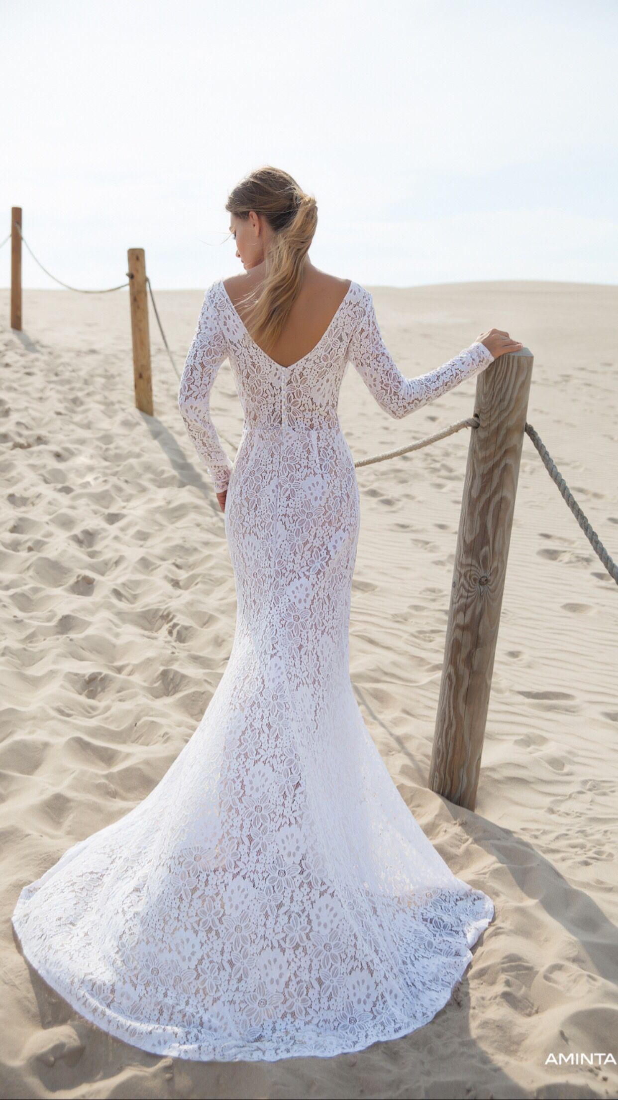 Brautkleid Le Rina Aminta  Hochzeitskleid spitze, Kleid hochzeit