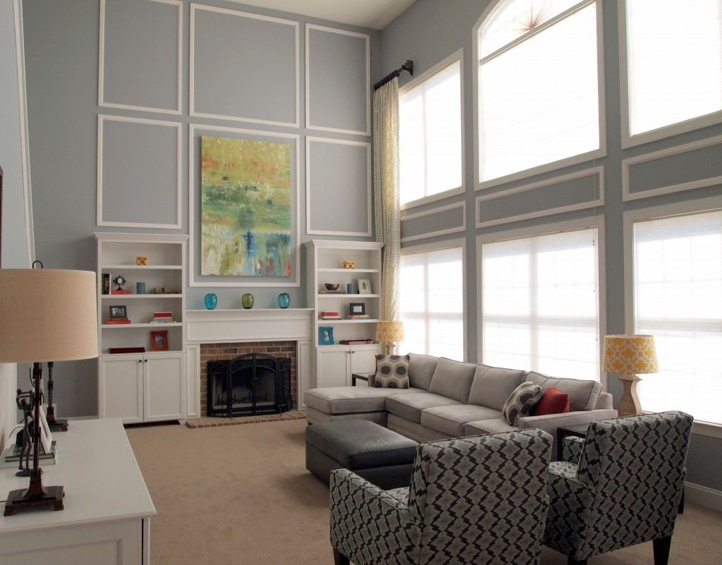 gullwing gray - benjamin moore | for the home | pinterest