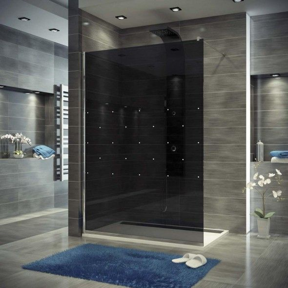 douche design modern decor pinterest deco and design. Black Bedroom Furniture Sets. Home Design Ideas