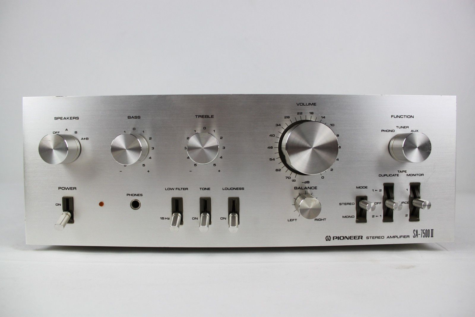 Details about Pioneer SA-7500 II Stereo Amplifier feet in ...