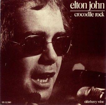 Crocodile Rock Elton John Free Piano Sheet Music And Video