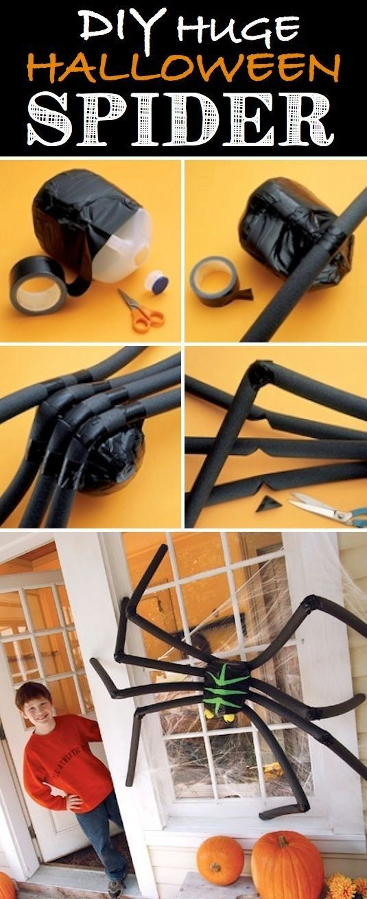16 Easy But Awesome Homemade Halloween Decorations by tommie - how to make scary homemade halloween decorations