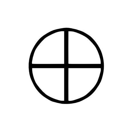 Symbols Cross In Circle Mysterious Secrets Ancient Symbols Cross Symbol