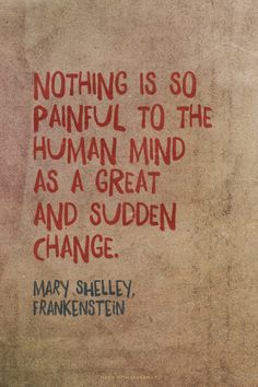 Frankenblogs: Quotes from the Original – The Midnight Society