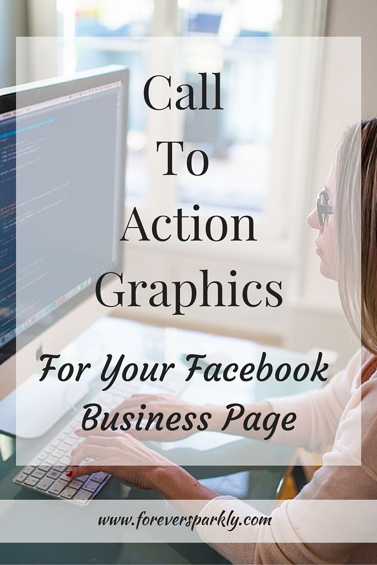 Call to Action Graphics for your Facebook Business Page | Direct ...