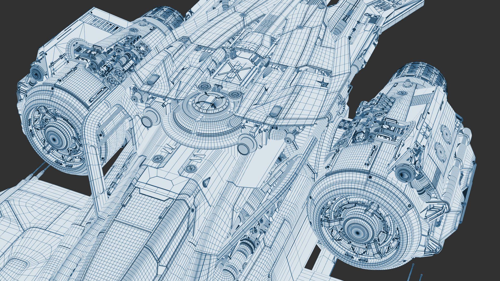 https://www.artstation.com/artwork/1VPmq | Concept sci-fi ships ...