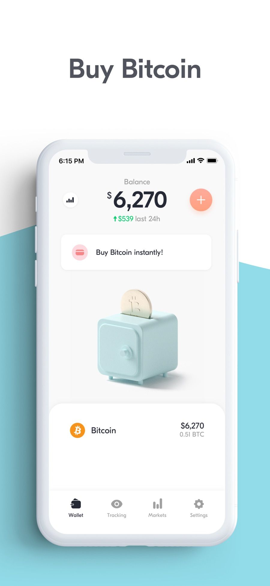 Bitcoin Wallet Spot Crypto on the App Store (With