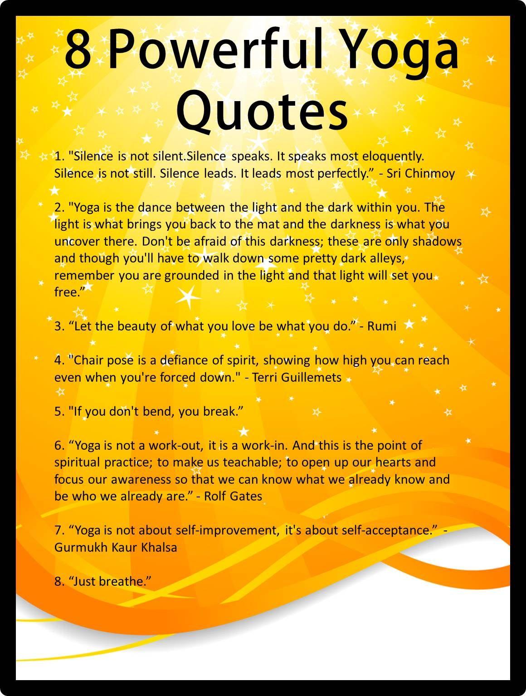 yin yoga inspirational quotes