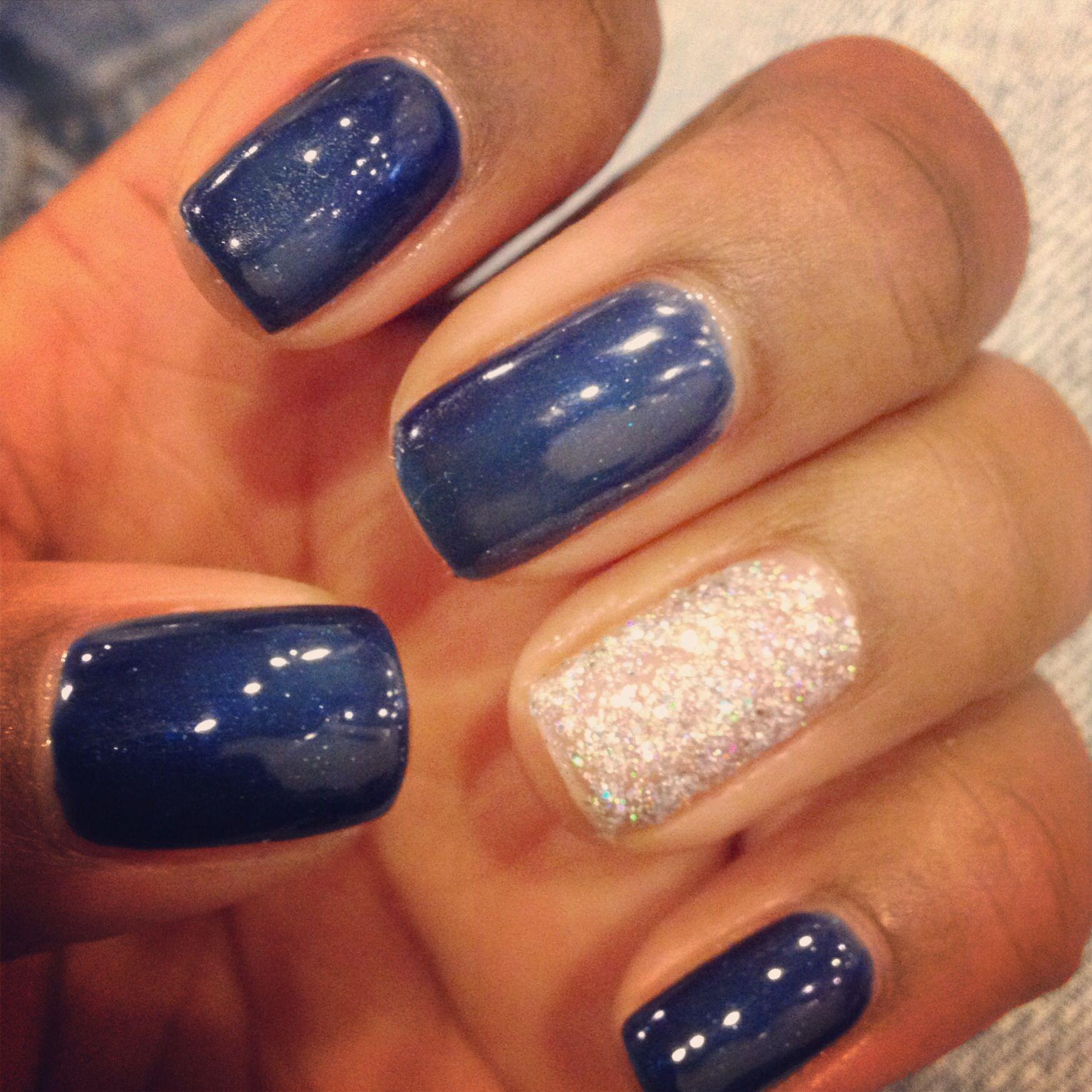 Winter Wonderland Nails Holidaynails Gelnails Naturalnails