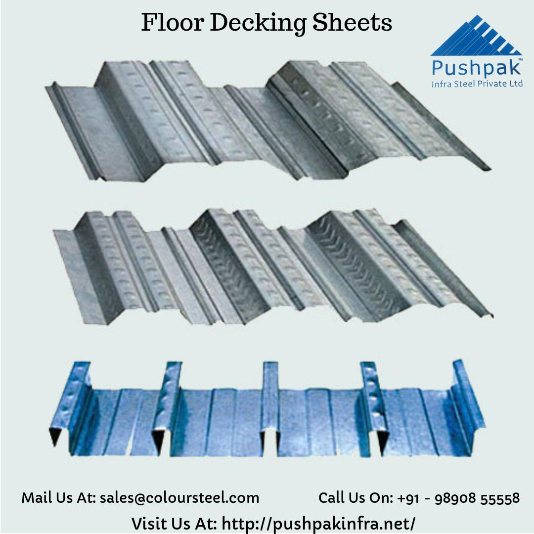 Floor Decking Sheets Manufacturer Steel Deck Corrugated Roofing Deck