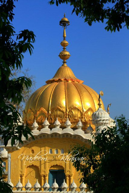 Gurdwara Dera Sahib at Lahore, Pakistan