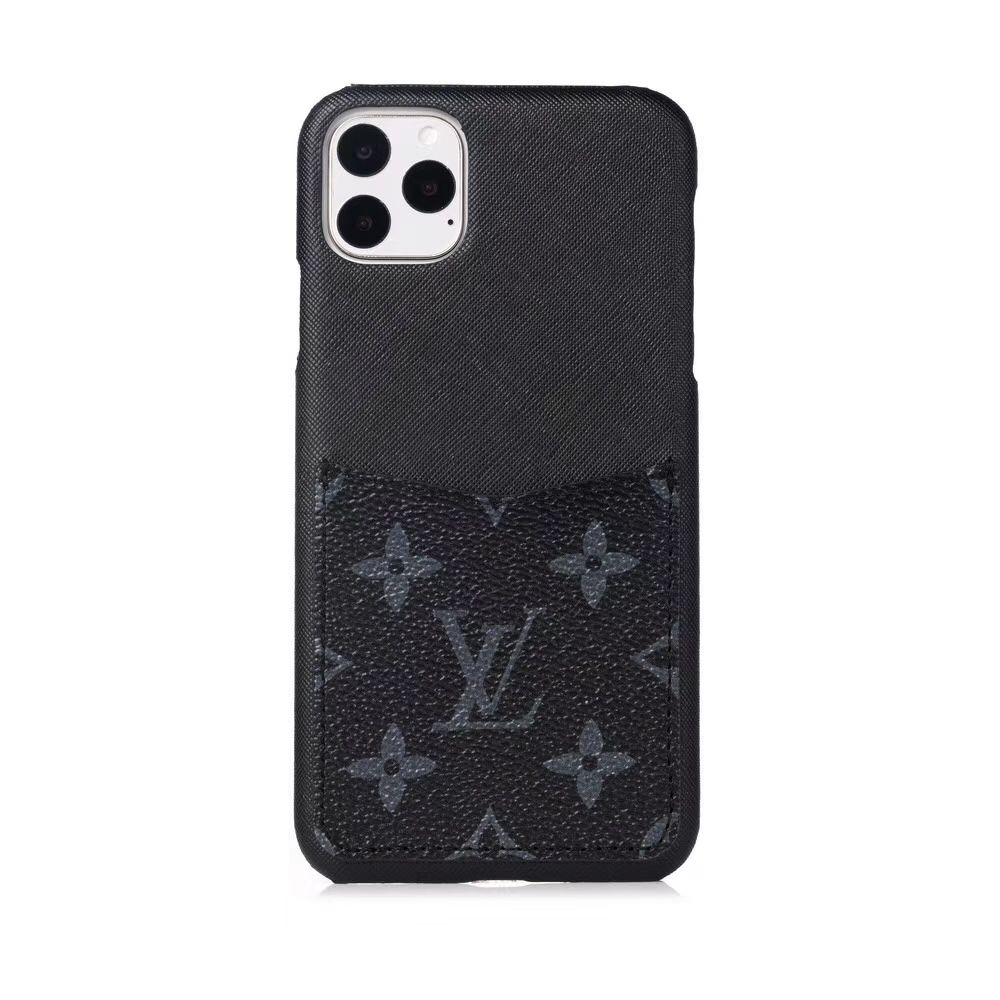 $26.52 Classic Flower LV Leather Back Cases For iP