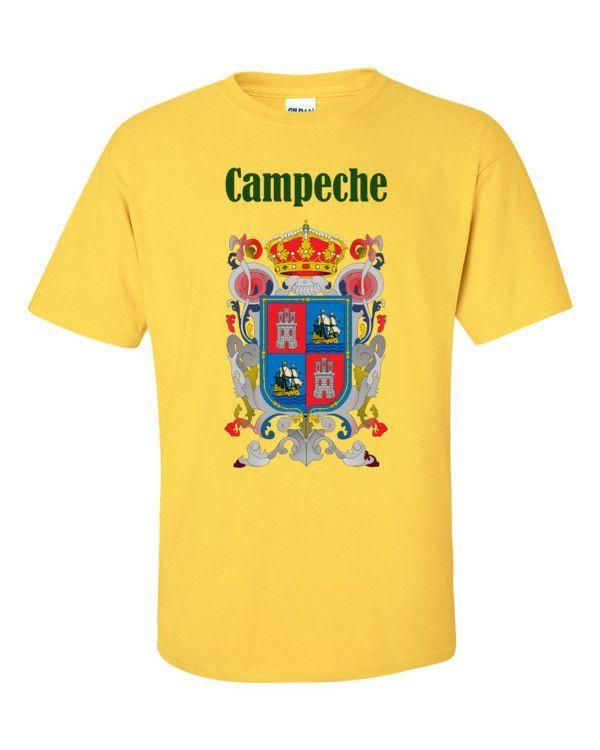 MEX-CMP1 Campeche Mexico 2000 Playera Adulto
