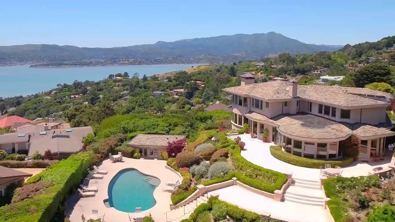 Breathtaking Views and Classic Elegance in Tiburon, California