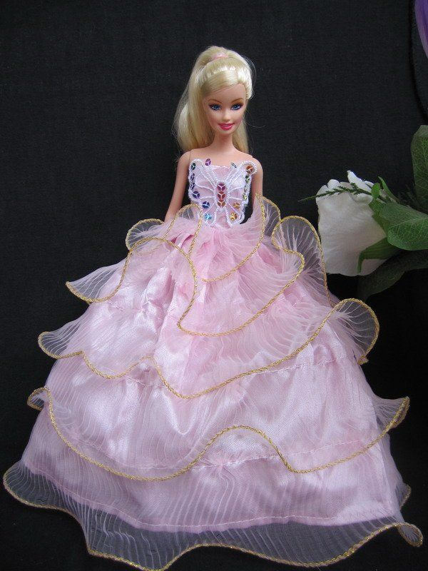 Barbie Wedding Gown HD Wallpapers Free Download - Best Photos ...