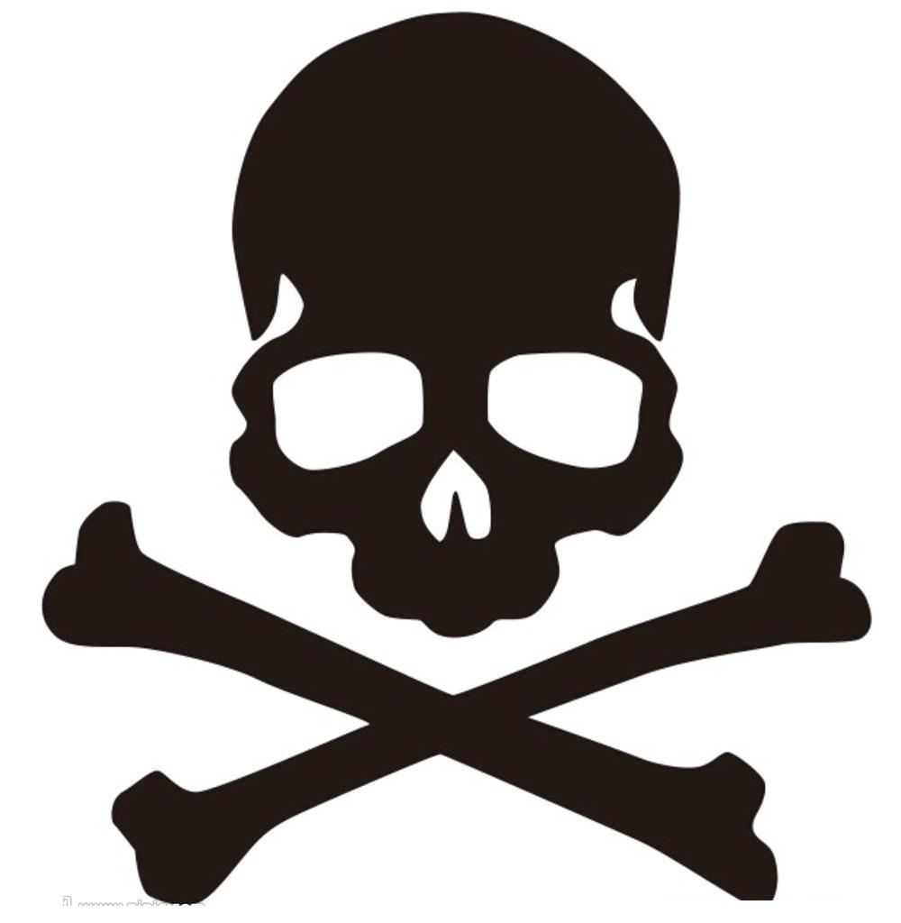 Skull Png Free Download In 2021 Black Flag Png Clip Art