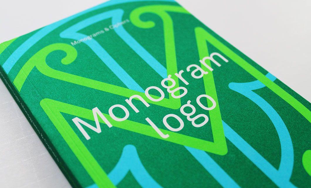 Monogrammen boek