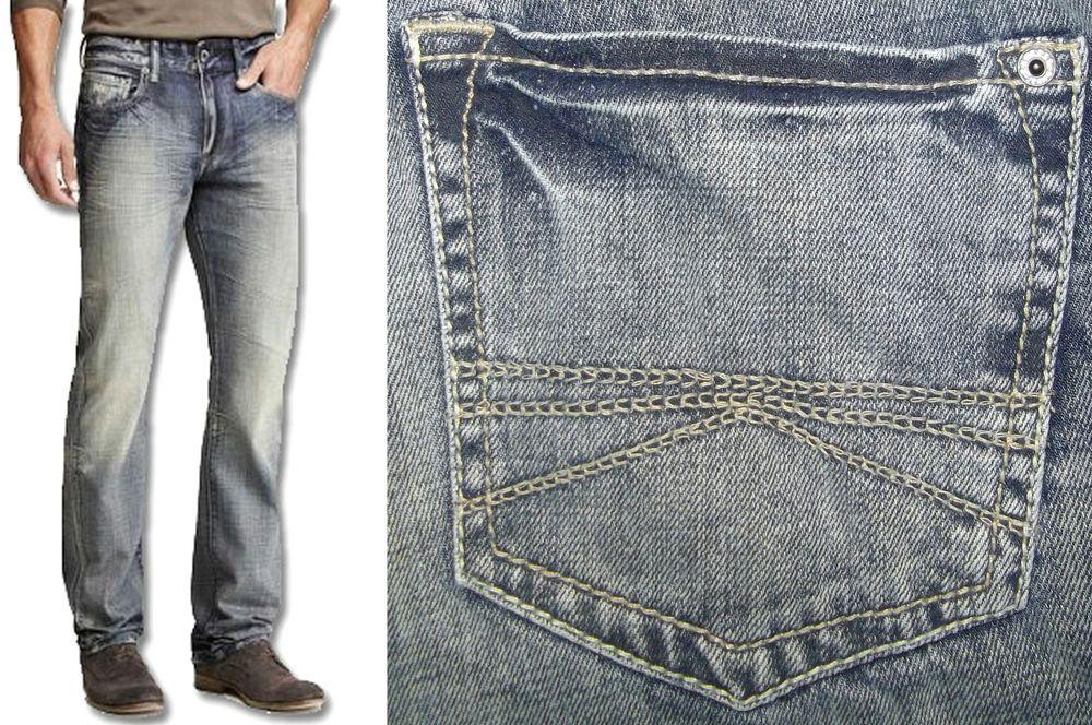 2d1de2ee8457 Express Jeans Men's Rocco Low Rise Slim Fit Straight Leg Jean 32 (34X35) # Express #ClassicStraightLeg
