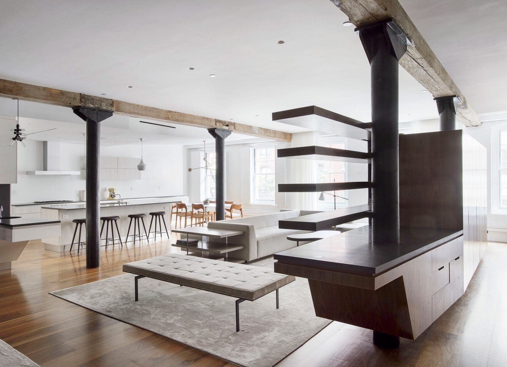 office lofts. Tribeca Loft By Office Of Architecture Lofts N