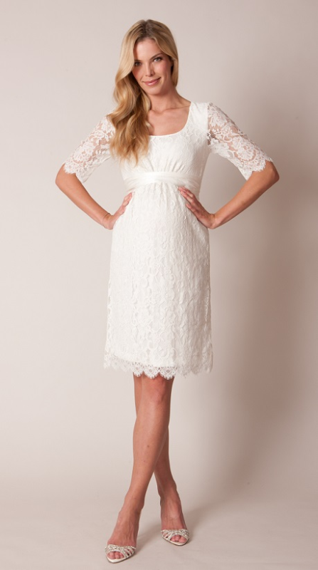Chloe Lace Dress Short | Tiffany rose, Wedding dress and Weddings