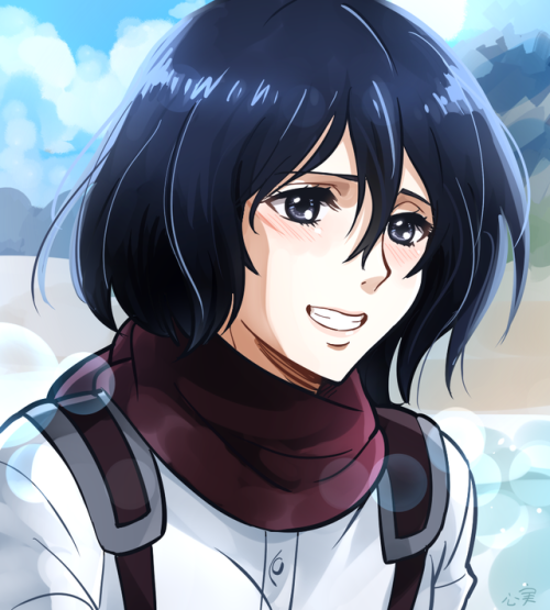 mikasa ackerman Tumblr Attack on titan anime, Attack