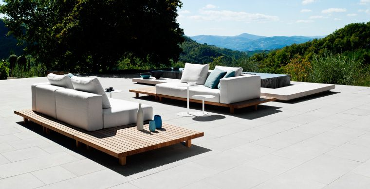 249805_img01jpg (760×389) Garden Pinterest Teak, Garden sofa