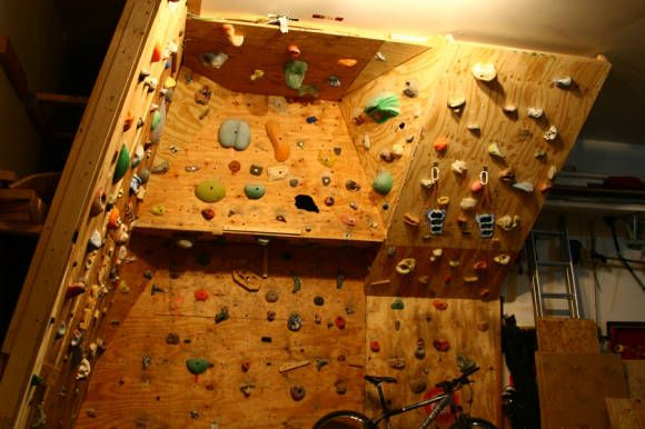 indoor rock climbing wall | For the Home | Pinterest ...