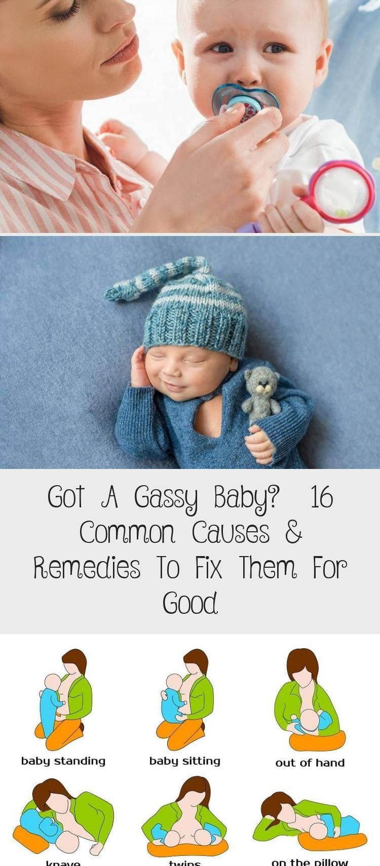 Babies are gaseous - it could make your baby cry inconsolably - colic - and s ...