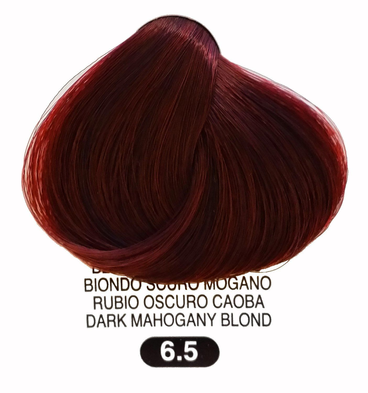 Terme Professional Hair Colouring Cream 65 Dark Mahogany Blond 338
