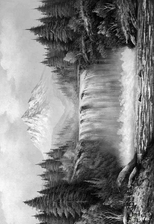 Kleurplaten Waterval.Waterfall Kleuren Voor Volwassenen Allerlei Plaatjes In 2019