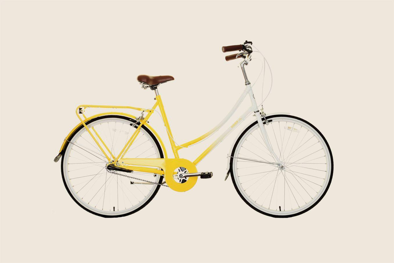 Birdiedipdye Adelineadeline Nyc Hybrid Bike Bicycle Classic Bikes