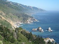 Pacific Coast Highway.  A drive everyone should make.