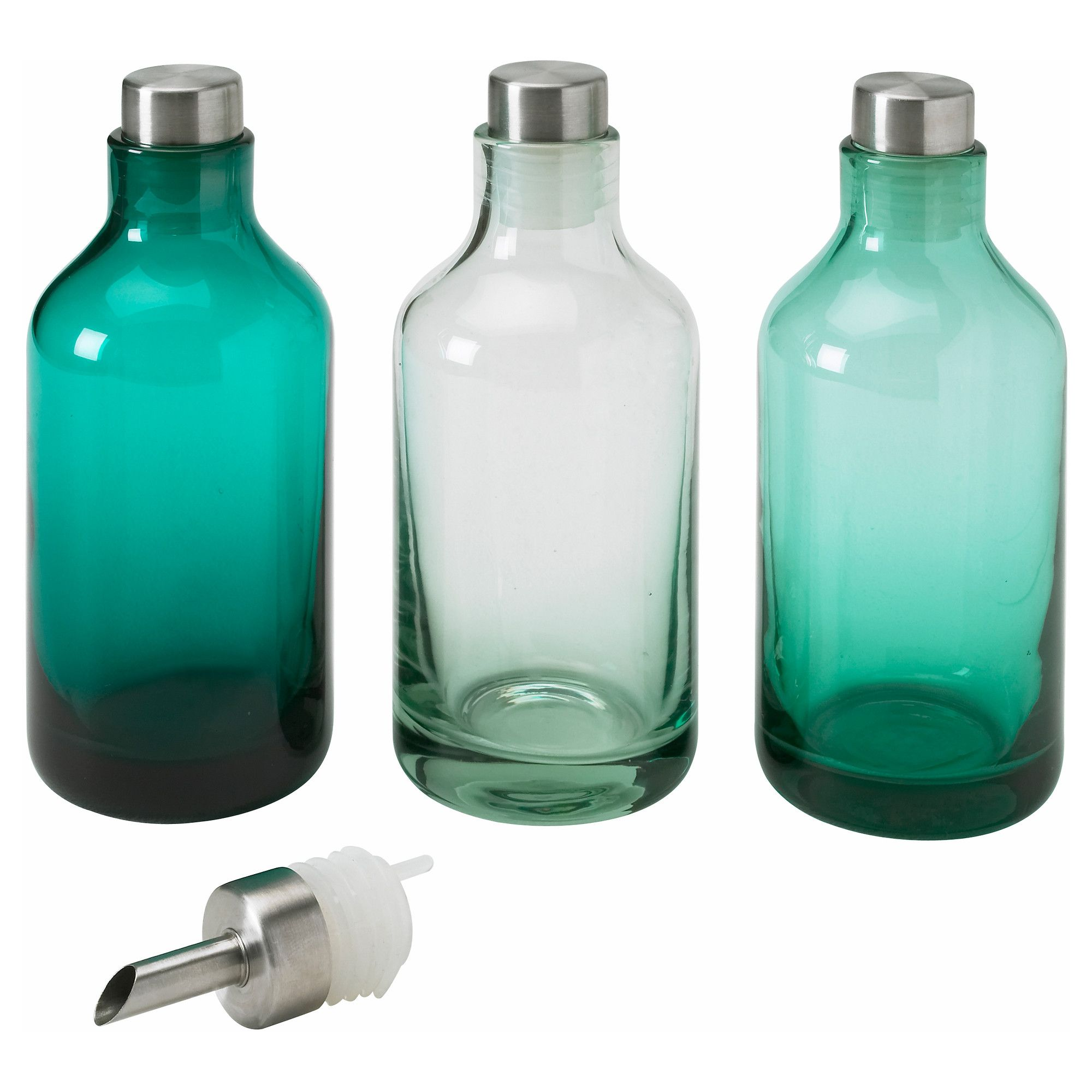 Decorative Plastic Bottles For Shampoo Limmaren Bottle  Ikeaa Classy Way To Dispense Liquid Soap