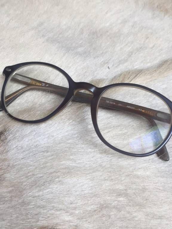 Compre Óculos Masculino Ray Ban Usado no enjoei  p armação para óculos de  grau 8e7c99c696fd6