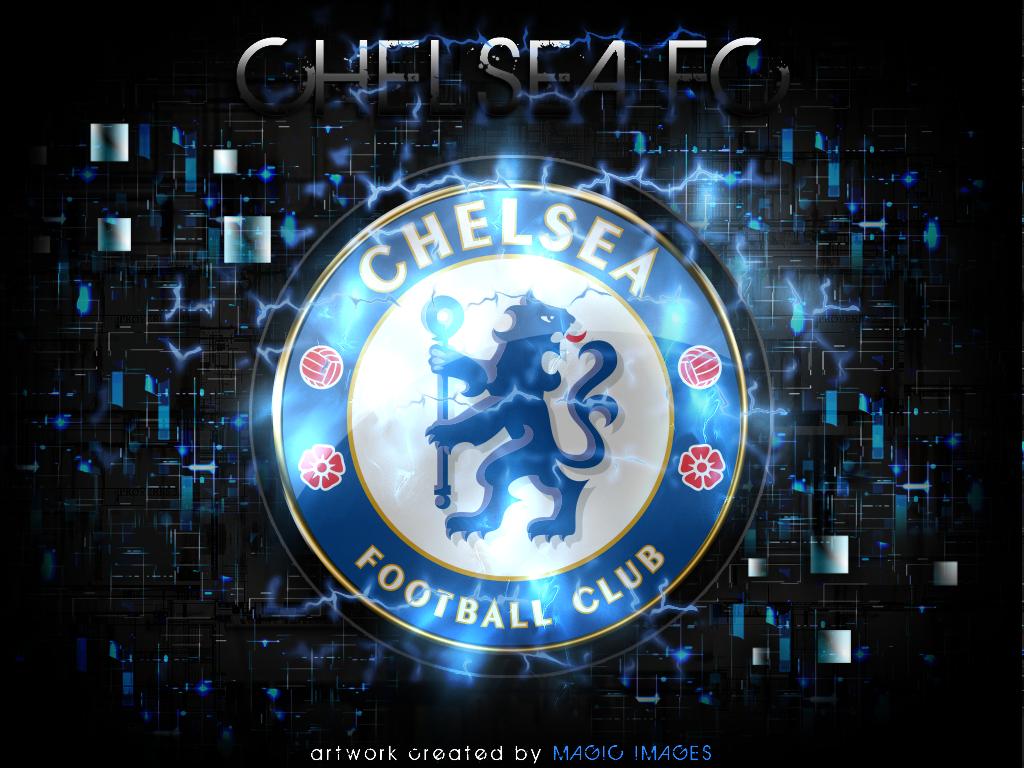 Cool Chelsea Logo Hd Wallpaper Wallpaper